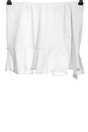Wilson Skorts white casual look