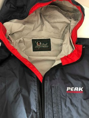 Wind/Regen Jacke von Peak Performance