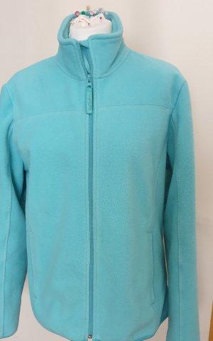 Fleece Jackets pale blue-light blue