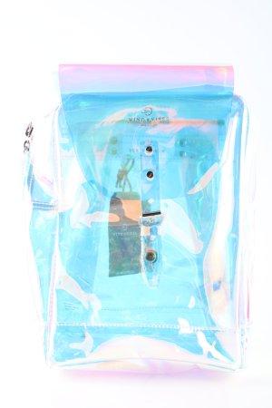 Wind & Vibes Schulrucksack pink-blau Casual-Look