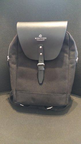 Wind & Vibes Mini Backpack black