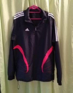 Adidas Windjack zwart-rood