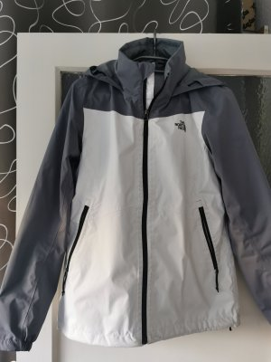 The North Face Coupe-vent blanc-gris