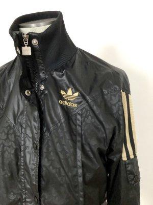 Adidas Originals Sportjack zwart-goud