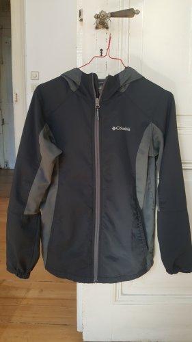 Columbia Giacca sport nero-grigio