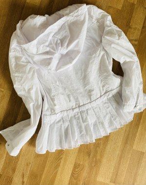 Madeleine Giacca a blusa bianco