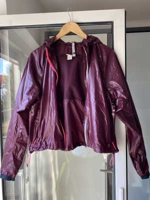 H&M Sports Jacket purple