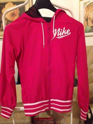 Nike Windbreaker raspberry-red