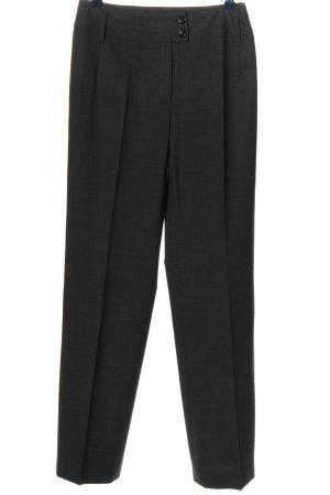 Windsor Pantalone da abito nero stile professionale