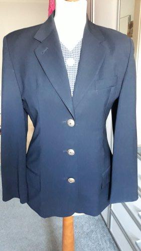 Windsor Klassischer Blazer donkerblauw