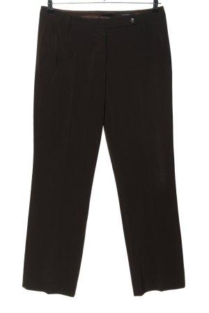 "Windsor Pleated Trousers ""W-lwmsb8"" brown"