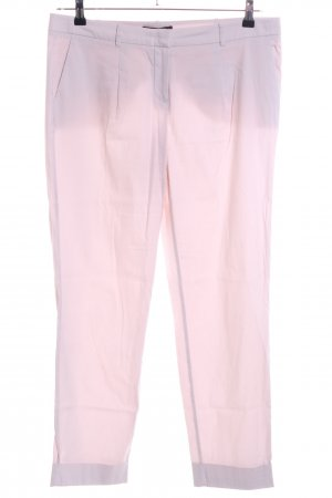Windsor Bundfaltenhose pink Casual-Look