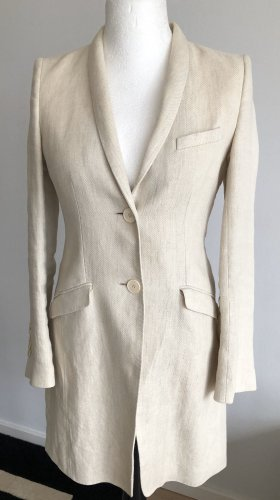 Windsor Frock Coat natural white