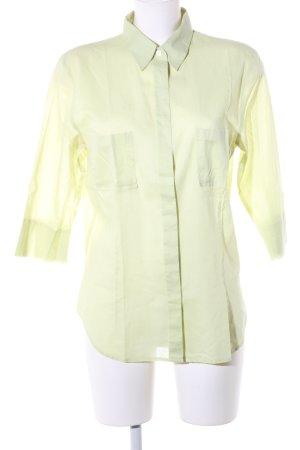 Windsor Hemd-Bluse grün Business-Look