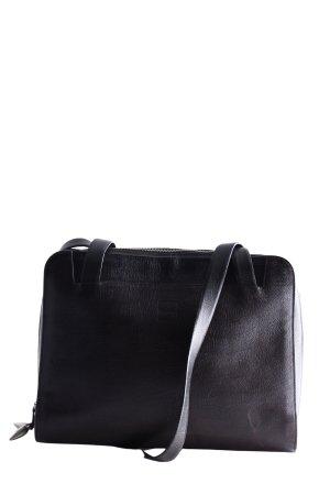 Windsor Handtasche schwarz Business-Look