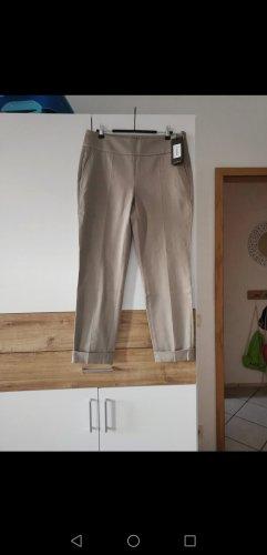 Windsor Pleated Trousers beige