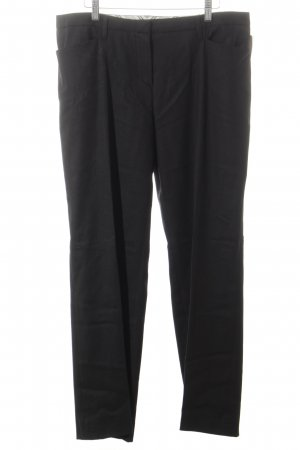 Windsor Low-Rise Trousers black casual look