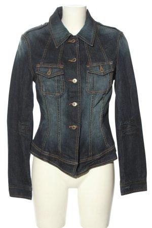 Windsor Jeansjacke blau Casual-Look