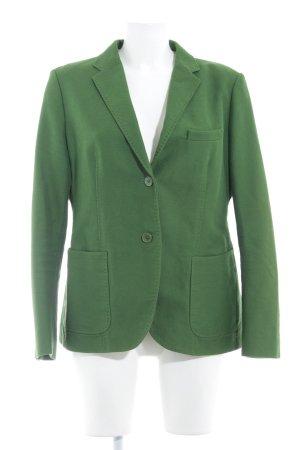 Windsor Jerseyblazer waldgrün Business-Look