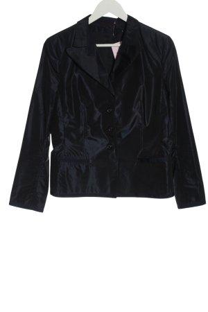 Windsor Klassischer Blazer black casual look