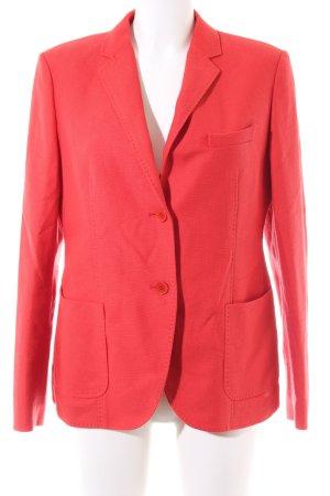 Windsor Kurz-Blazer rot Business-Look