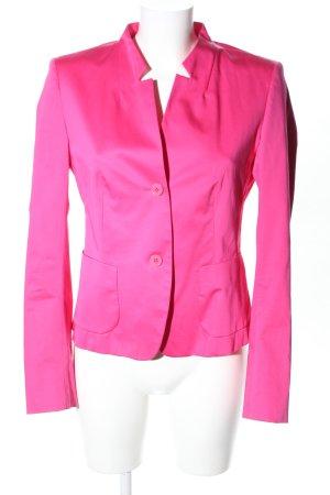 Windsor Kurz-Blazer pink Business-Look