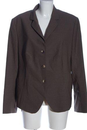Windsor Kurz-Blazer braun Business-Look