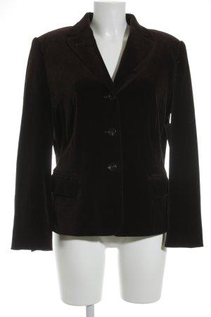 Windsor Kurz-Blazer dunkelbraun klassischer Stil