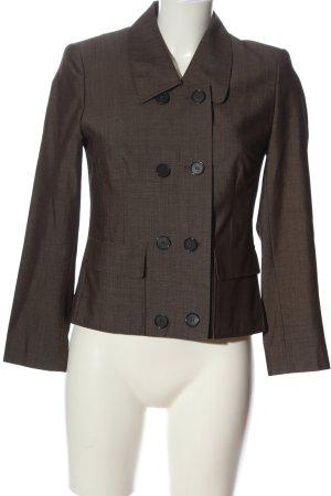 Windsor Korte blazer bruin zakelijke stijl