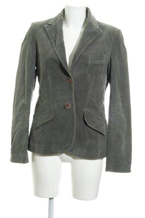 Windsor Kurz-Blazer graugrün Business-Look