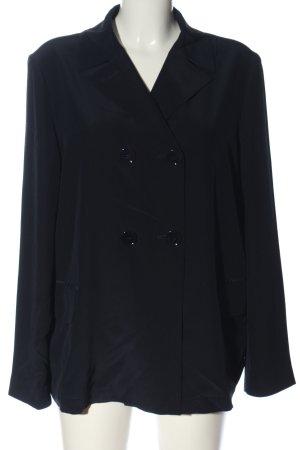 Windsor Korte blazer zwart zakelijke stijl