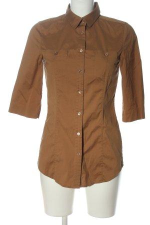 Windsor Kurzarmhemd braun Casual-Look