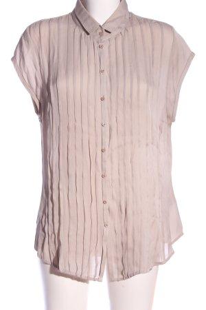 Windsor Kurzarmhemd pink Streifenmuster Business-Look