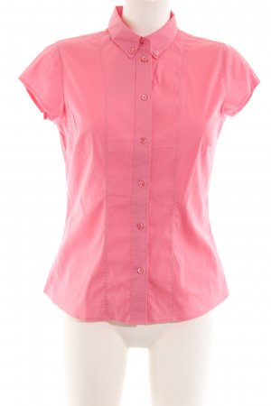 Windsor Camisa de manga corta rosa look casual