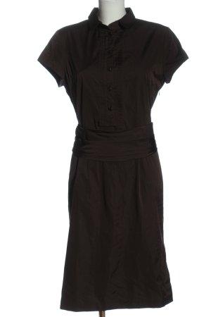 Windsor Shortsleeve Dress brown business style