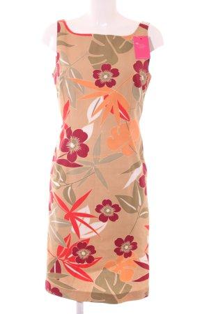 Windsor Kurzarmkleid Blumenmuster Casual-Look