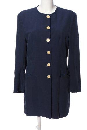 Windsor Long-Blazer blau Business-Look