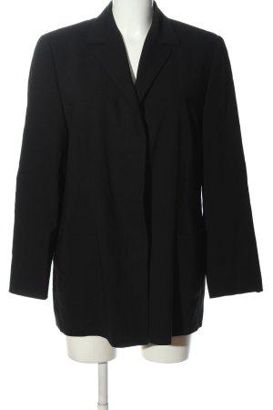 Windsor Long-Blazer schwarz Business-Look
