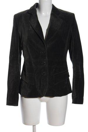 Windsor Long-Blazer khaki Business-Look