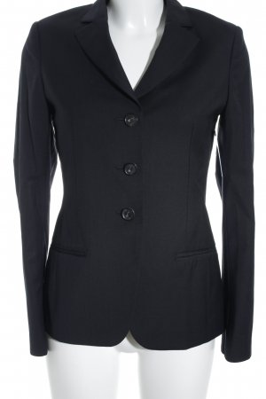 Windsor Long-Blazer dunkelblau Business-Look