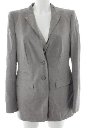 Windsor Long-Blazer grau Business-Look