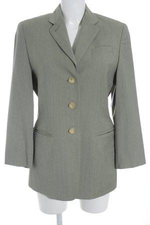 Windsor Long-Blazer grüngrau Business-Look