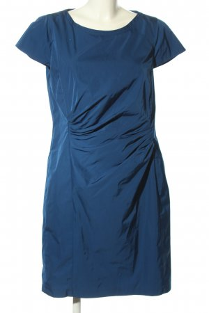 Windsor Midikleid blau Business-Look