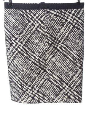 Windsor Miniskirt black-white check pattern casual look