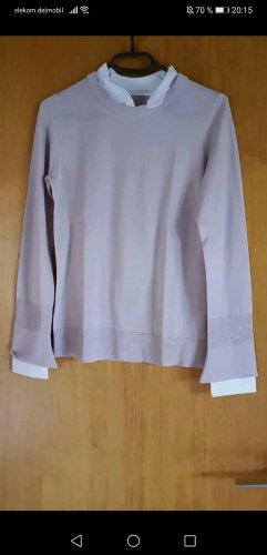 Windsor Pullover mit Blusen Einsatz Größe 34