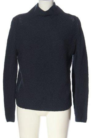 Windsor Rollkragenpullover blau Casual-Look