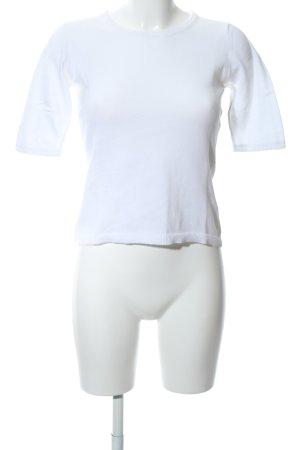 Windsor Rundhalspullover weiß Casual-Look