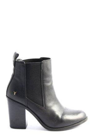 Windsor Smith Booties schwarz Casual-Look
