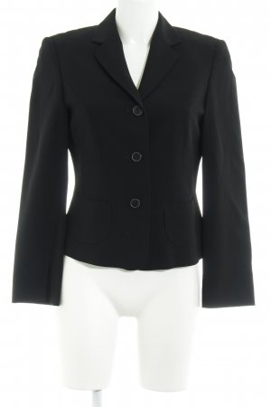 Windsor Smoking-Blazer schwarz Elegant