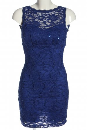 Windsor Spitzenkleid blau Party-Look